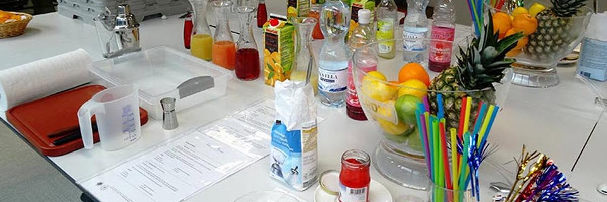 cocktail shaken workshop